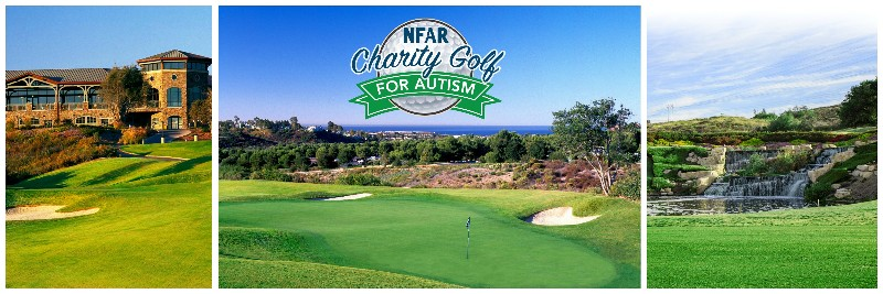 NFAR Charity Golf Image